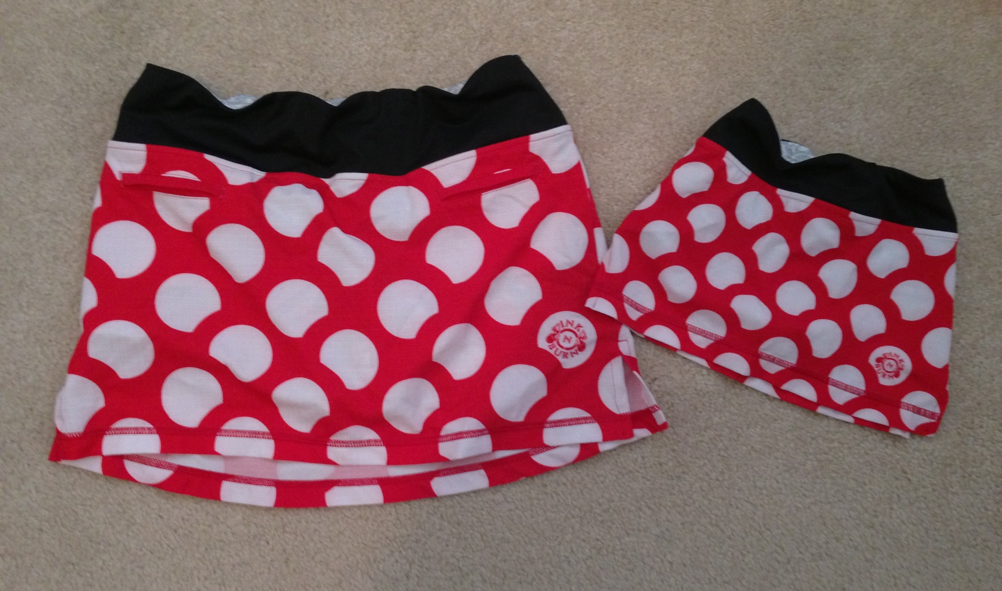 Finding The Right Minnie Mouse Skirt for You | half crazy mama